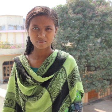 """""""Pensé que trabajaría toda la vida en el 'slum', pero ahora tendré un futuro mejor"""""""