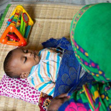 La guardería de Semilla permite a las mujeres artesanas conciliar su vida laboral