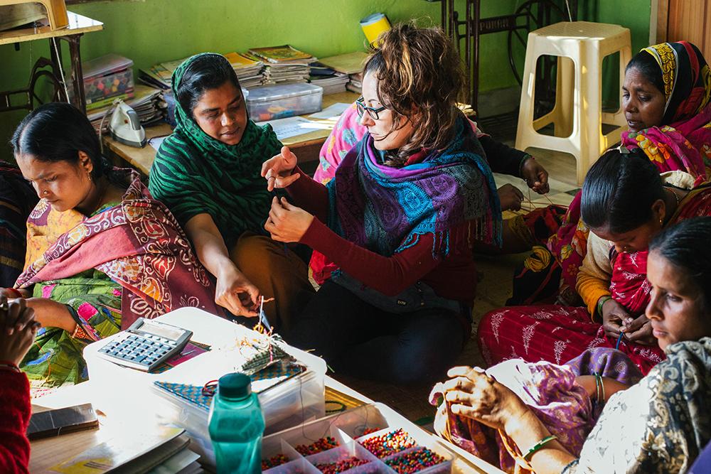 Artesanía india - Regalos Solidarios - Semilla para el Cambio