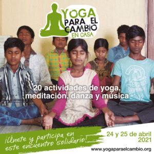 Yoga para el Cambio en Casa 2021
