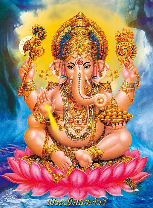 Ganesha - Hinduismo - Dioses