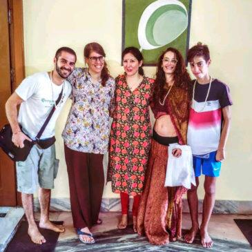 Visitas - ONG India -Semilla para el cambio