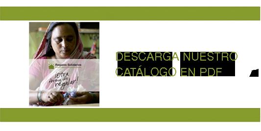 Catalogo - Regalos solidarios - Semilla para el cambio