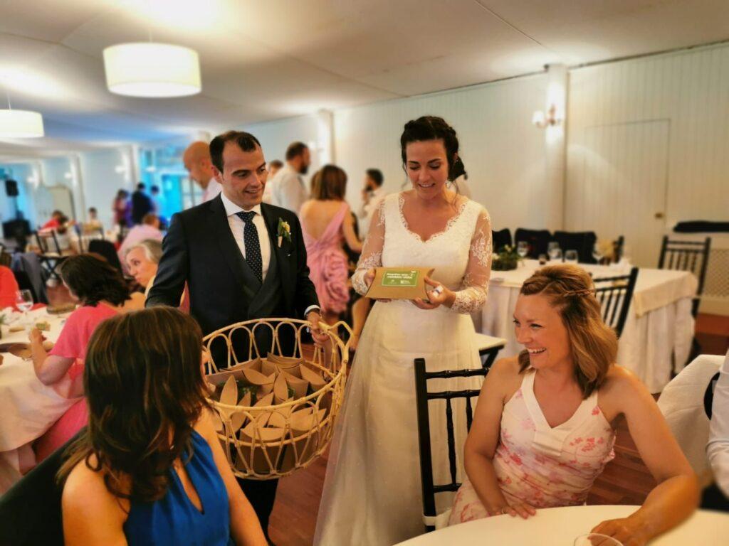 Celebración boda solidaria