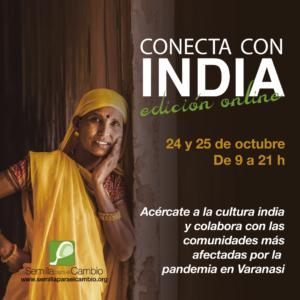 Inscripción Conecta con India